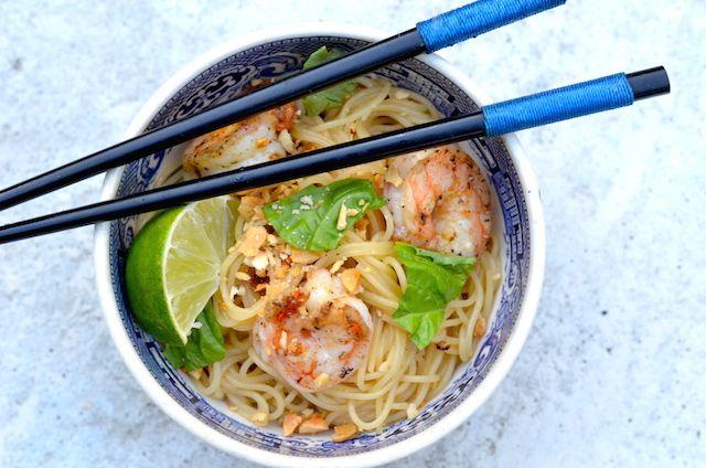 Asian Summer Noodles