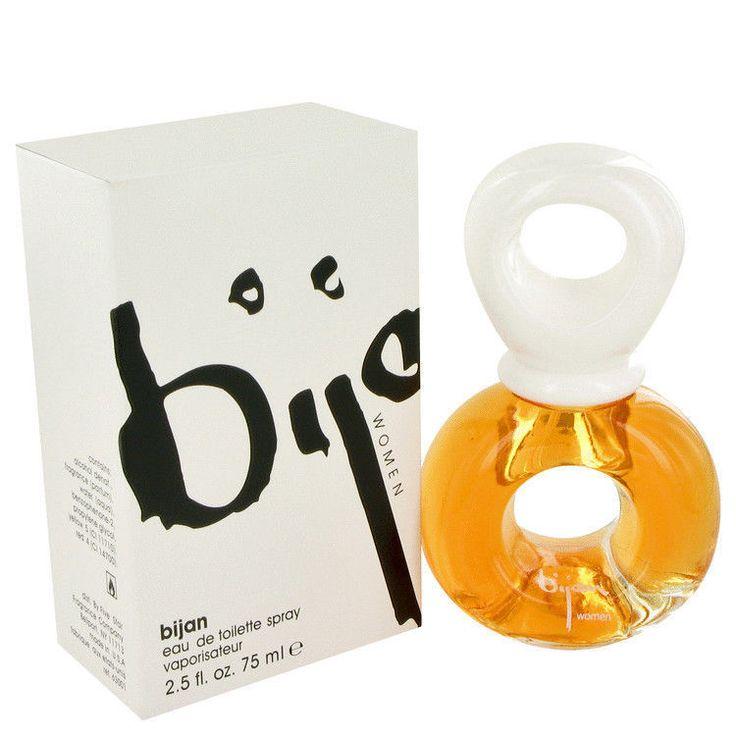 BIJAN Perfume by Bijan Eau De Toilette Spray 2.5 oz for Women NEW IN BOX SEALED #Bijan