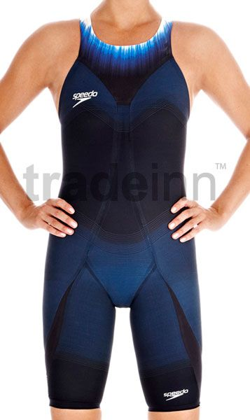 Speedo Fastskin3 Super Elite Recordbreaker Kneeskin Woman.