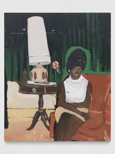 Henry Taylor at Eva Presenhuber (Contemporary Art Daily)