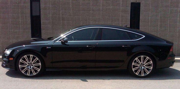 Audi A7 2013 Black