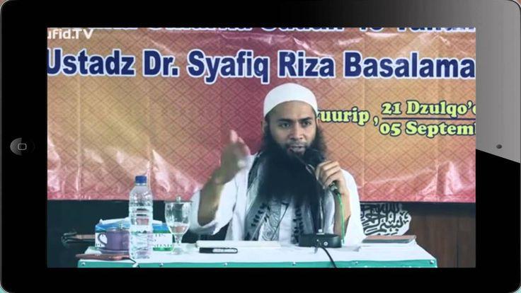 Ustadz Dr. Syafiq Reza Basalamah - Jika menikah melalui jalur pacaran