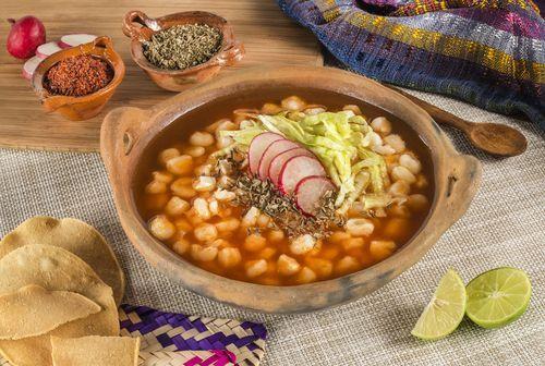 🇲🇽 Pozole mexicano🇲🇽 ¡un delicia!    #PozoleMexicano #RecetaPozole #RecetasMexicanas #SopasMexicanas #RecetasLatinas