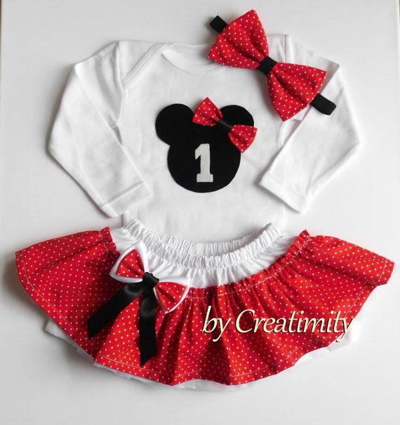 Minnie birthday outfitminnie dressphoto by CreatimityElegance