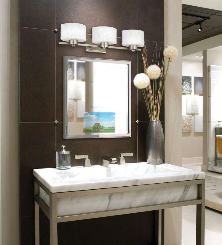 Bathroom Vanity Mirror Nickel