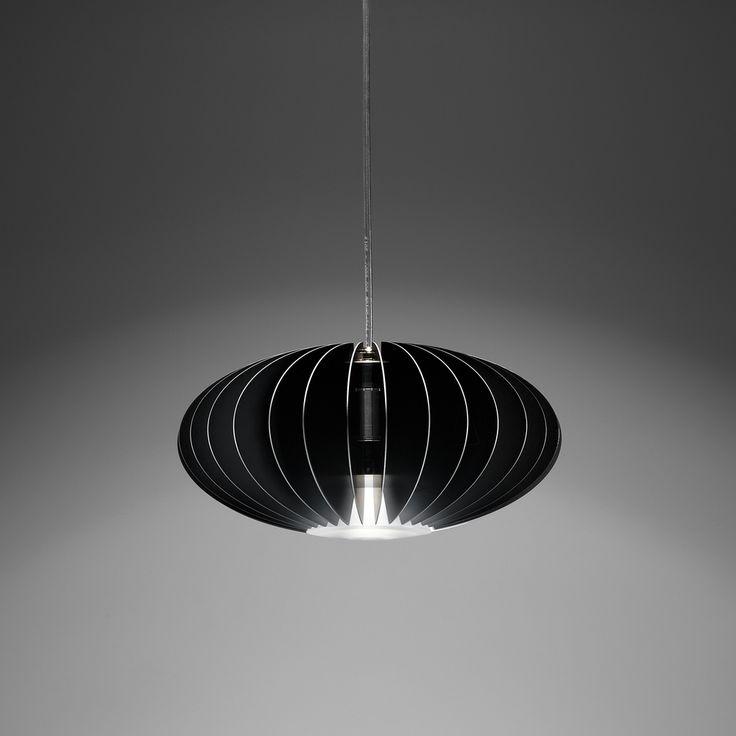 Blume D - Apparecchio LED a sospensione/soffitto. designed by Puraluce
