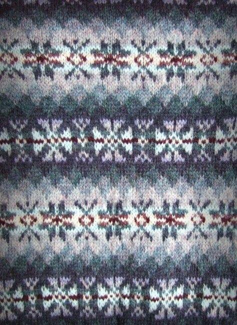 Shetland Collection - Fair Isle parrerns