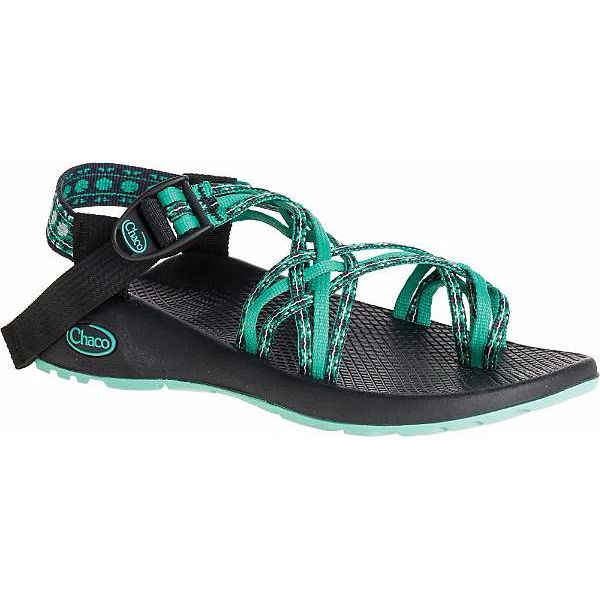 Vegan athletic sandals with arch support for men, women and kids. Cute, durable sport sandals that are cruelty free! - Chaco Women's ZX2 Classic Athletic Sandal