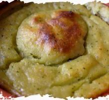 Recette - Flan de courgettes & patate douce - Proposée par 750 grammes
