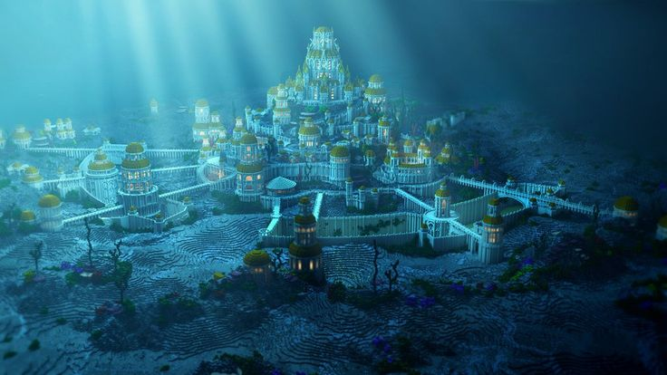 Atlantis Underwater City