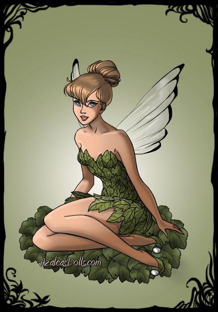 Dark Fairy Dress Up Game - Tinkerbell by maya40 on DeviantArt