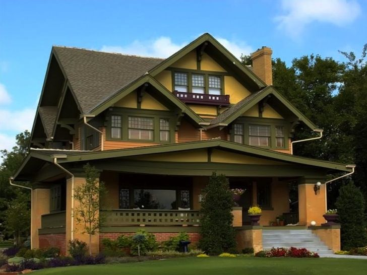 Craftsman style architects for Craftsman style office