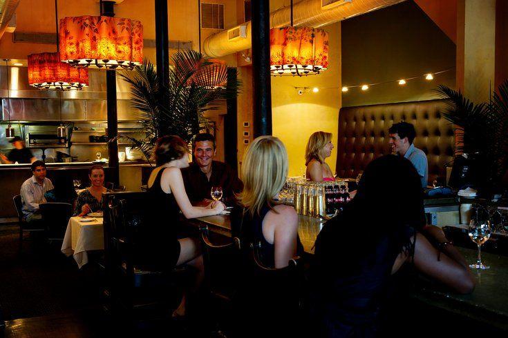 Most Romantic Restaurants In Center City Philadelphia