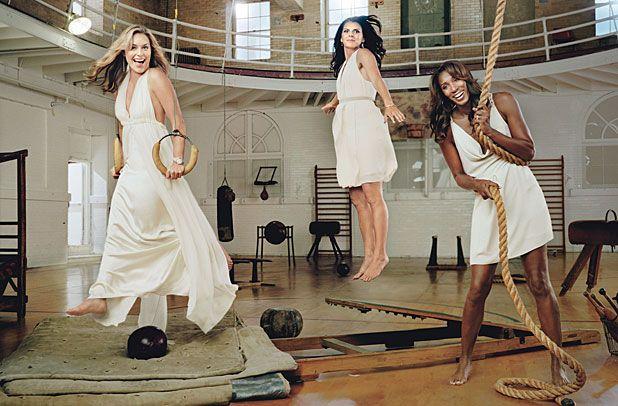 Lindsey Vonn, Mia Hamm & Lisa Leslie: The Game Changers