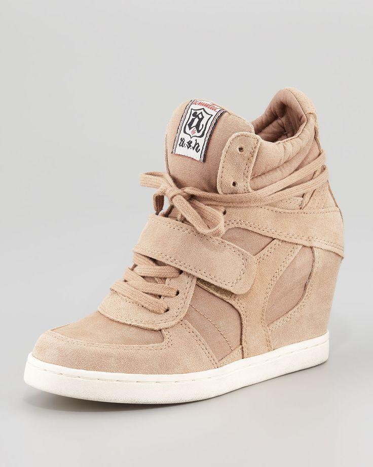 http://ncrni.com/ash-cool-hi-top-wedge-sneaker-olive-p-15007.html