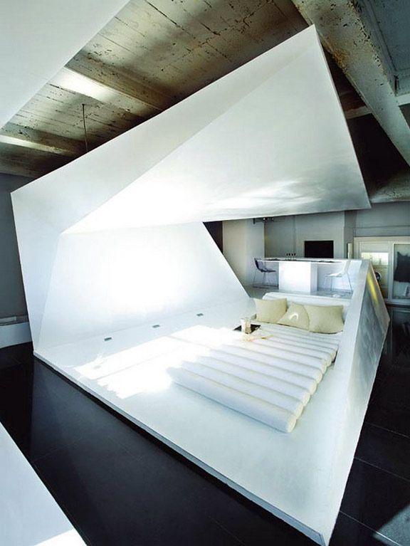 folded crib