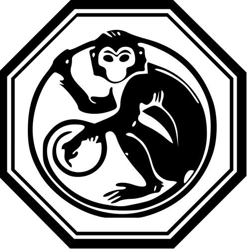 Chinese Zodiac Horoscope Pairing: Monkey and Riesling.  Those born in Monkey years are known for versatility and being highly sociable. Riesling is also lauded for its flexiblity with a variety of foods and its lively character. #ChineseNewYear