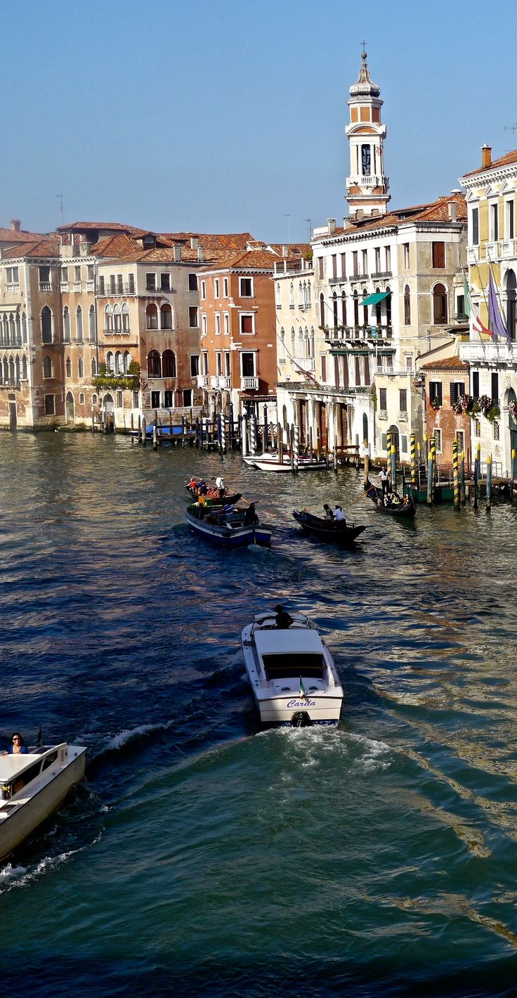 With its charming, narrow streets and criss-crossing canals, Venice is often regarded as one of the most beautiful and romantic cities in the world.