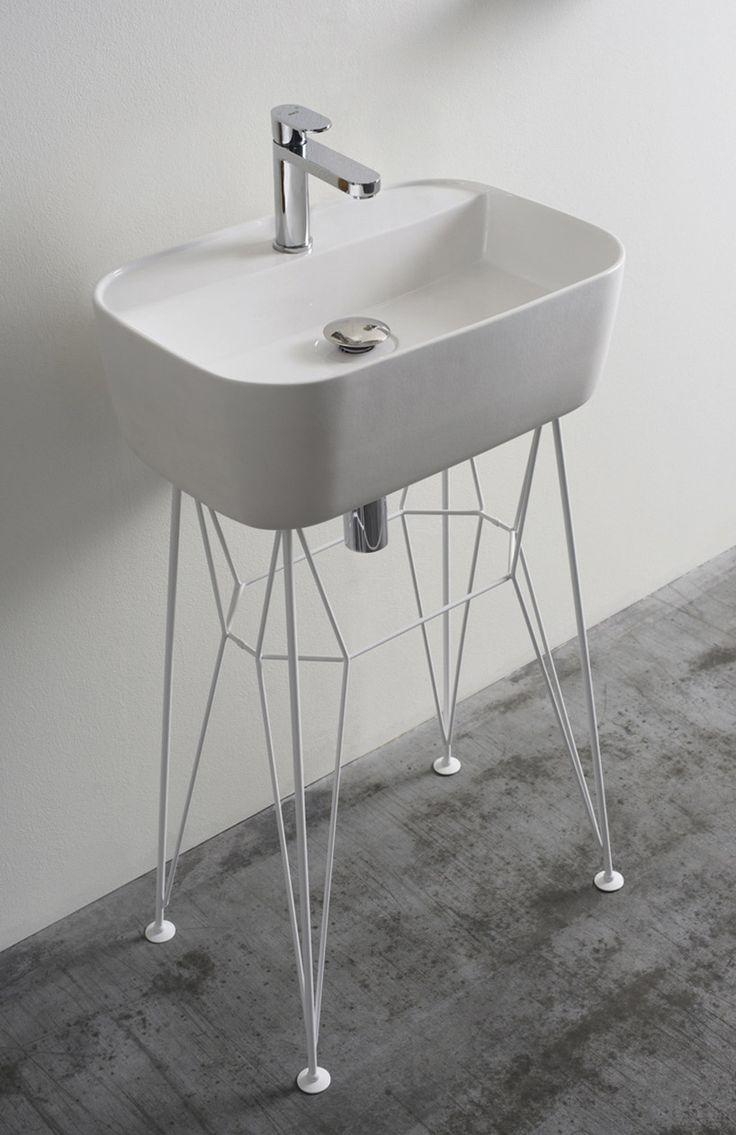 Michael Hilgers Gus Washbasin Ceramic Bathroom Kitchen