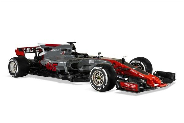 VF-17 Haas F1 Team