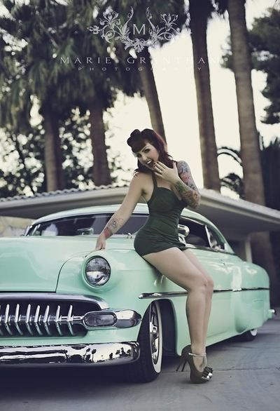 Best Pinups Images On Pinterest Pinup Pin Up Girls And Car Girls