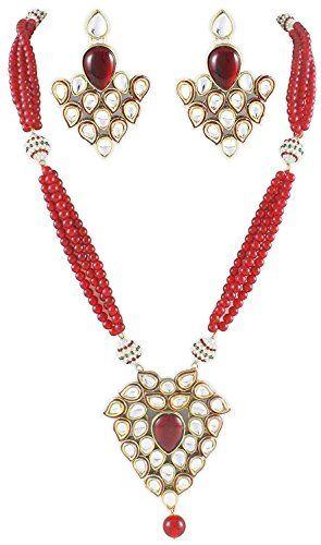 Traditional Bollywood Designer Red Pearls Kundan Wedding ... https://www.amazon.com/dp/B06Y3ZRYTD/ref=cm_sw_r_pi_dp_x_sjCczbV8SX20A