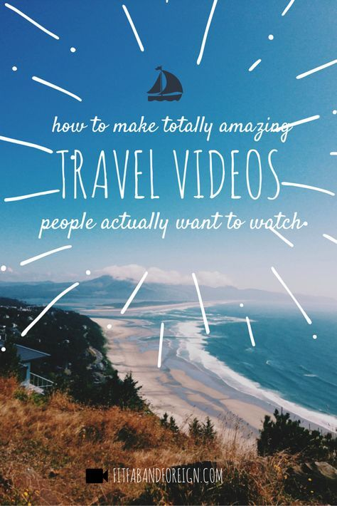 Soooooo glad I pinned this! It's perfect for making epic travel videos or even regular videos!