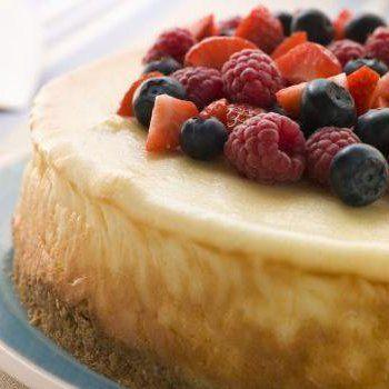 TOP recepty na sobotu: Cheesecake 4x jinak