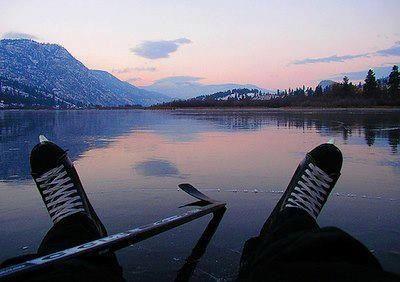 True Canadian photo. Winter 2012.