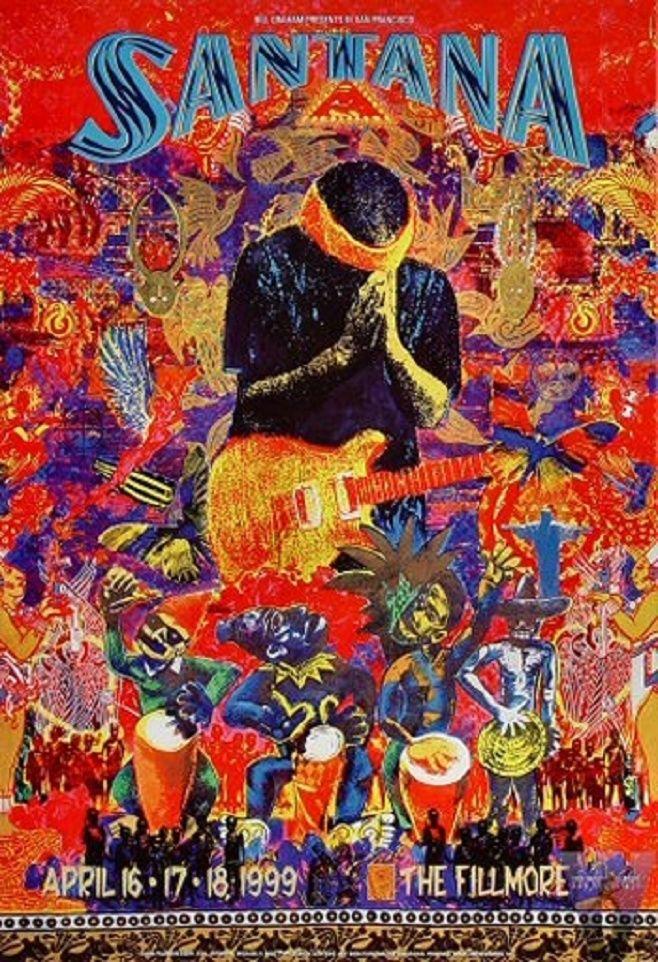 Santana  Tour With Heart
