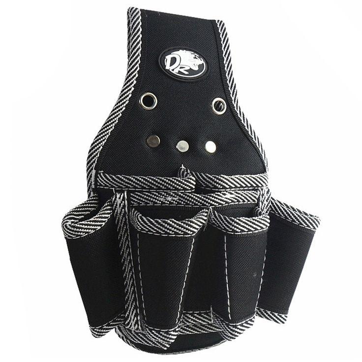 JFBL Hot DARUMA 7in 1 Electrician Waist Pocket Tool Belt Pouch Bag Screwdriver Utility Kit Holder