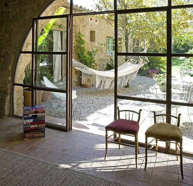 Las 25 mejores ideas sobre patio antiguo en pinterest Viveros en girona
