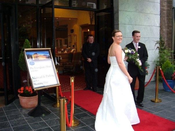 Everglades Hotel wedding