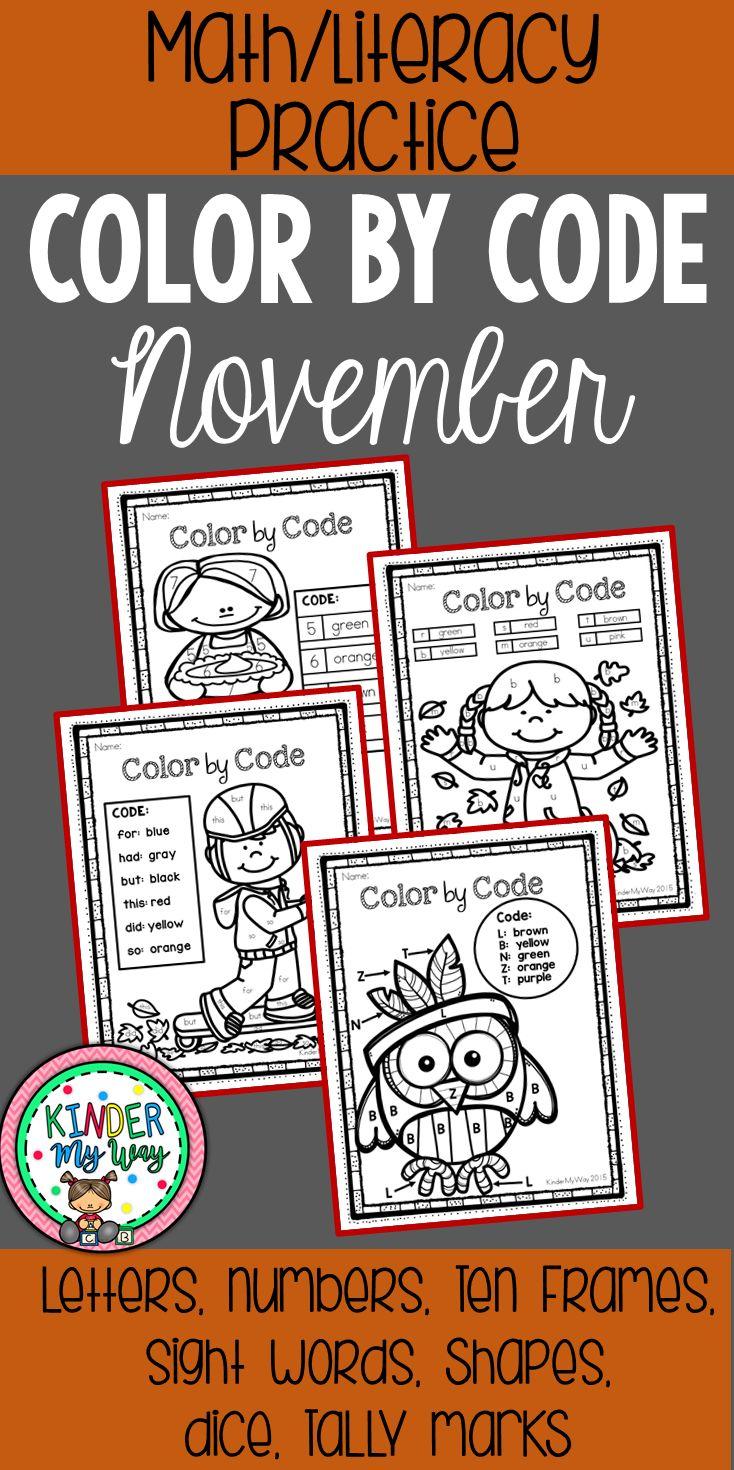 Fabulous Color Code Book 40 Best Color words kindergarten