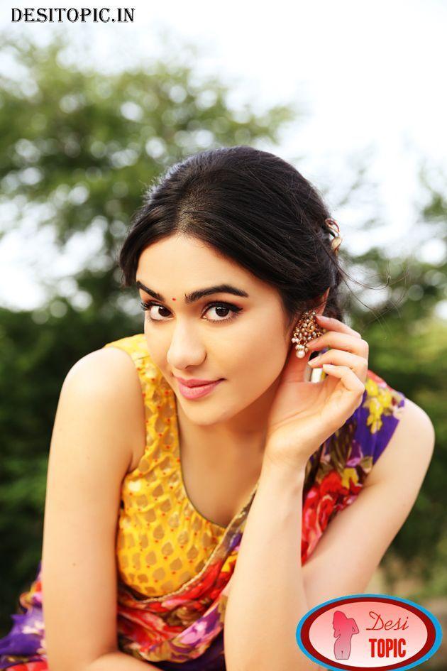 Adah Sharma Hot And Sexy Latest Photo Shoot