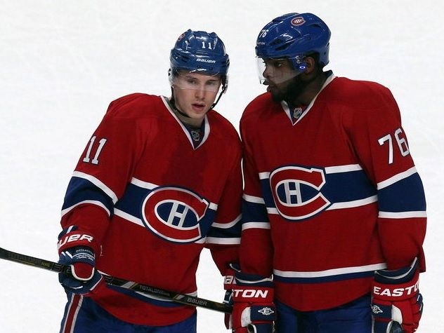 Gally and PK