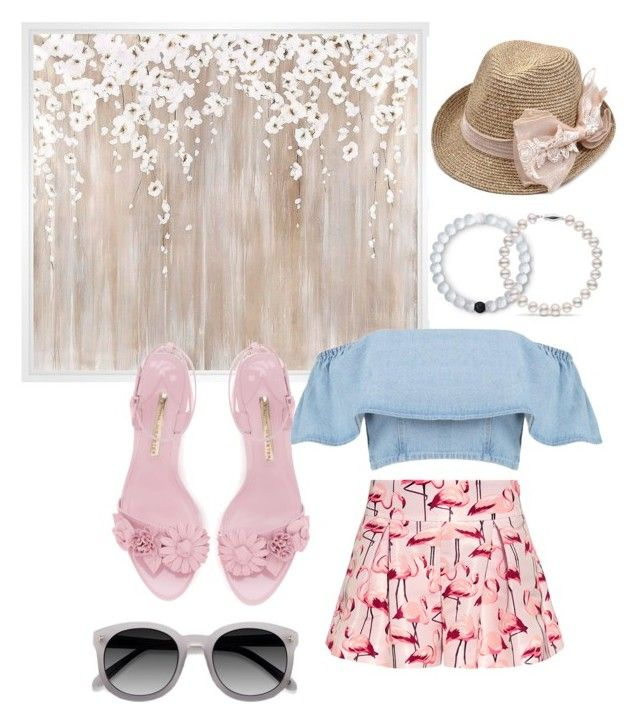 """""""May Heatwave"""" by penkreitto on Polyvore featuring PTM Images, RED Valentino and Lokai"""