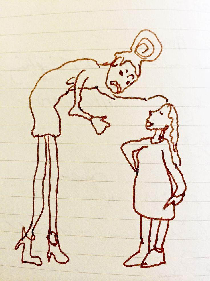 http://www.warrewater.nl/blog Een mier is klein. Een spin is klein, maar soms ook groot - als hij in je hals kruipt. Een mandarijn is ook wel klein. Een sinaasappel niet. Vind ik niet klein.