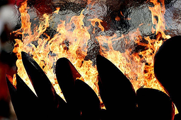 - London Olympics Torch