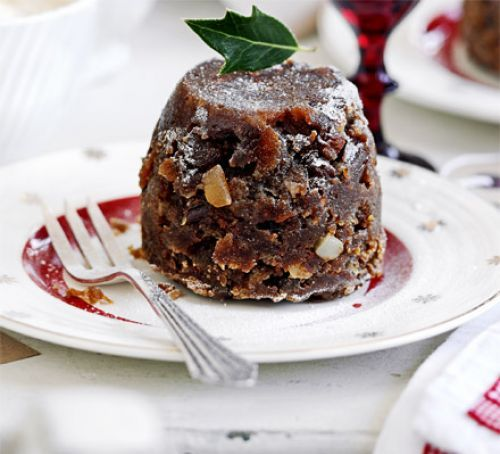 Mix & match mini Christmas puddings