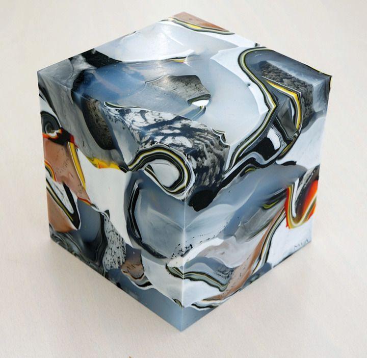 1stdibs.com | Matthias van Arkel - Mini-Cube 13-6-2