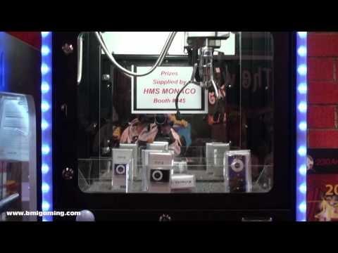 lil claw machine