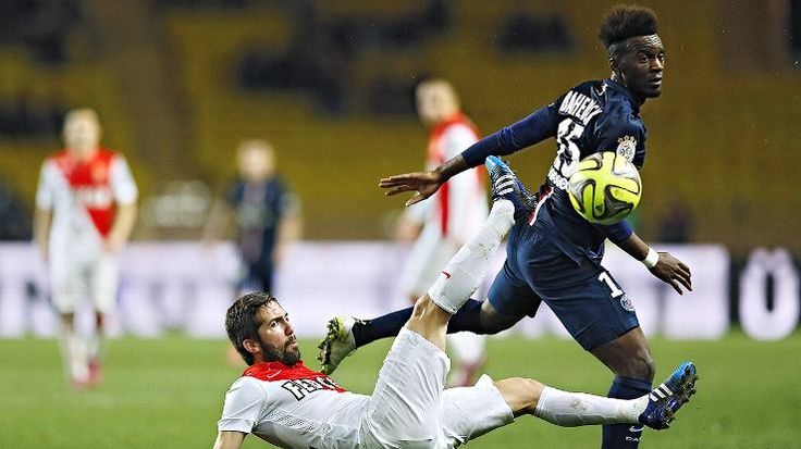 Jean-Christophe Bahebeck & Co. missed on their chance to sit atop the Ligue 1 standings.