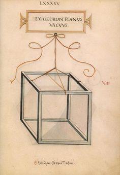 "Luca Pacioli's ""De Divina Poroportione""Leonardo da Vinci."