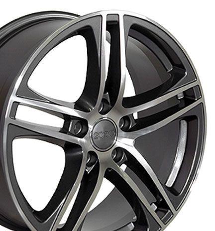 Wheels for Audi