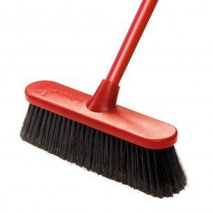 Indoor Broom Product Shot ViledaThe Vileda Eco Fibres Premium Indoor Broom is perfect for all indoor floor types.
