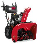 "Jonsered 24"" Duel Stage Snow Blower"