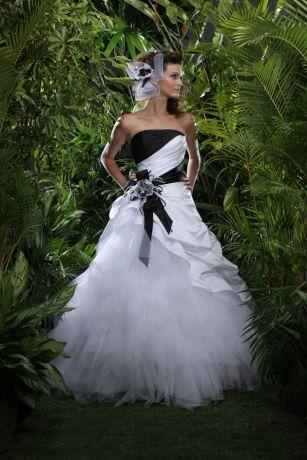 Morelle mariage - Robe de Mariée : Robe de Mariée Elisa Bridal - B2315-HOLLY
