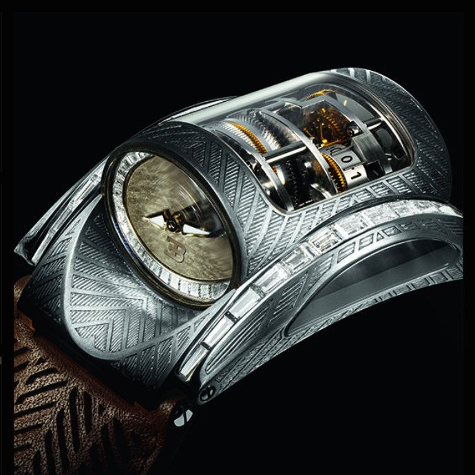 "Parmigiani And Bugatti: A Perfect Partnership - Ariel's piece at The Watch Gallery ""Parmigiani and Bugatti are likely very proud of their already 11 year long collaboration together which has resulted in some of the most beautiful and unique luxury timepieces over the last decade..."" then see more elegant and avant-garde Parmigiani watches we've covered: http://www.ablogtowatch.com/watch-brands/parmigiani/ and more about Watches & Cars here: http://www.ablogtowatch.com/tag/watches-cars/"