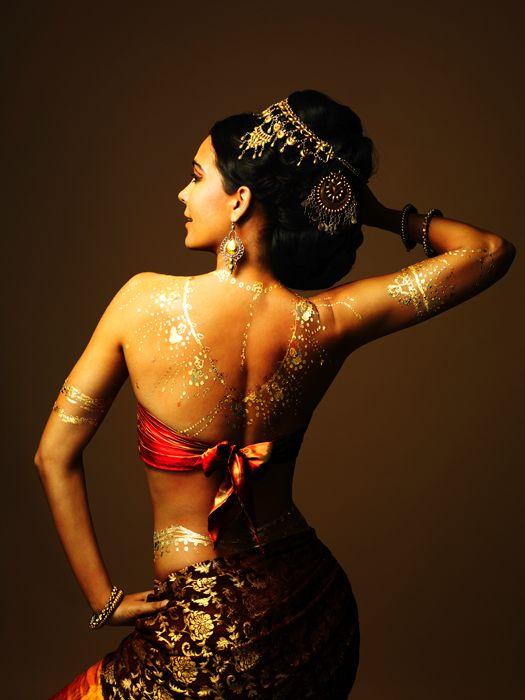 Beautiful Photography Showcase - Lara Dutta's photo shoot for Hi Blitz Fashion Magazine
